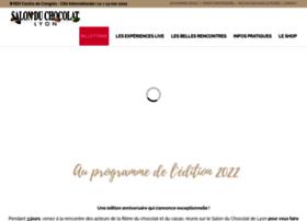 lyon.salon-du-chocolat.com