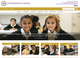 lyonsdownschool.co.uk