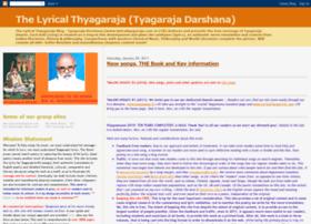 lyrical-thyagaraja.blogspot.com