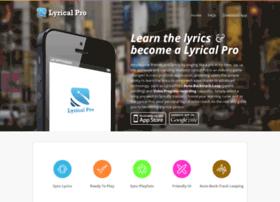 lyricalpro.com