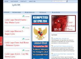 lyricok.blogspot.com