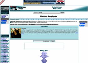 lyrics.christiansunite.com