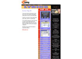 lyrics.nettop20.com