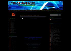 lyricsavenue.blogspot.com
