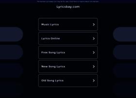 lyricsbay.com