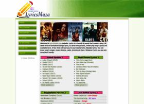 lyricsmaza.com