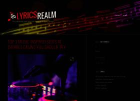 lyricsrealm.com
