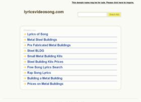 lyricsvideosong.com