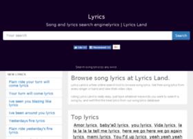 lyricswith.com