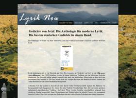 lyrikprojekt.de