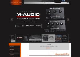m-audio.jp