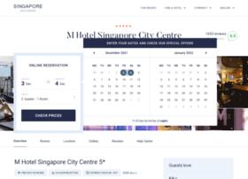 m-hotel-singapore.bestsingaporehotels.net