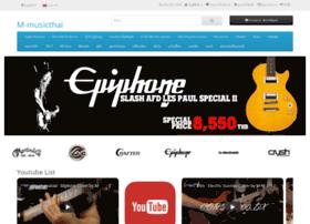 m-musicthai.com