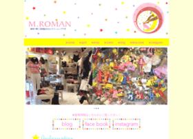m-roman.com