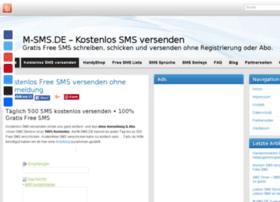 m-sms.de