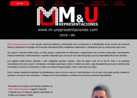 m-urepresentaciones.com