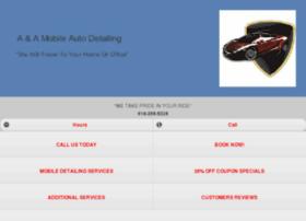 m.aamobileautodetailing.com