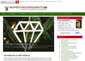 m.allfreechristmascrafts.com