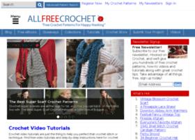m.allfreecrochet.com
