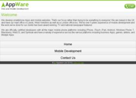 m.appware.co.uk