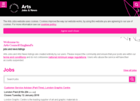 m.artsjobs.org.uk