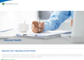 m.assuranthealth.com