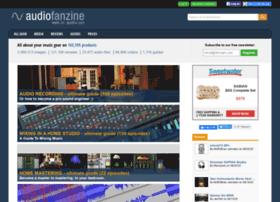 m.audiofanzine.com