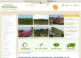 m.baumschule-newgarden.de