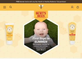 m.burtsbees.com