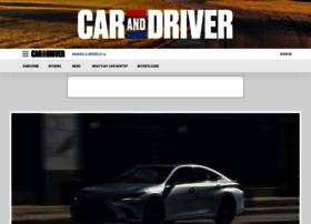 m.caranddriver.com