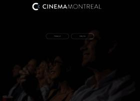 m.cinemamontreal.com