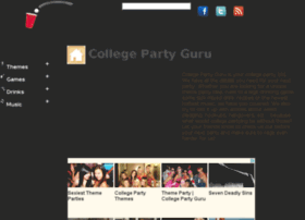 m.collegepartyguru.com