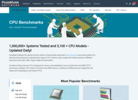 m.cpubenchmark.net