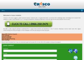 m.crescosolution.com