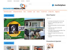 m.crowrivermedia.com