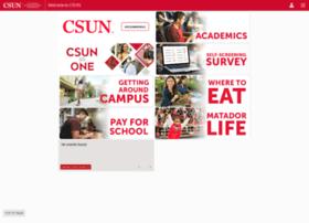 m.csun.edu