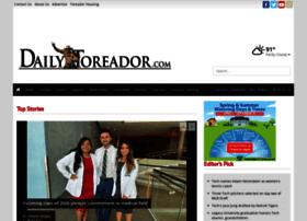 m.dailytoreador.com