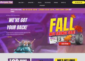 m.discounttirecenters.com