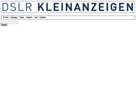 m.dslr-kleinanzeigen.de