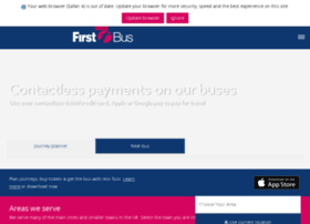 m.firstgroup.com