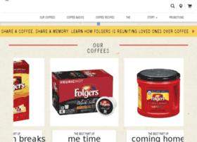 m.folgerscoffee.com