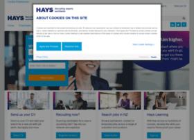 m.hays.net.nz