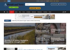 m.heraldandnews.com