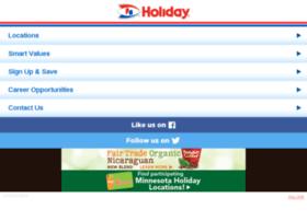 m.holidaystationstores.com