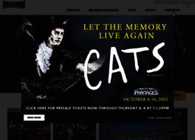 m.hollywoodpantages.com