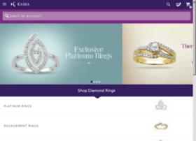 m.kamajewellery.com