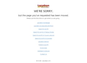 m.lazydays.com