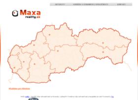 m.maxareality.sk