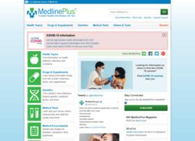 m.medlineplus.gov