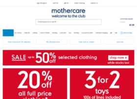 m.mothercare.com